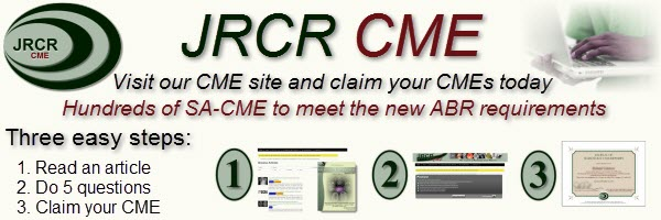 The CME site of the Radiology Journal of Radiology Case Reports